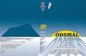 First Óðsmál book 1996 (cover)