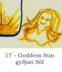 Goddess Sun - gyðjan Sól