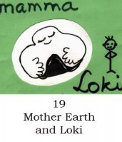 Mother Earth and Loki