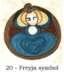 Freyja symbol