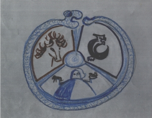 children of Loki Jörmungandur Fenrir Hel
