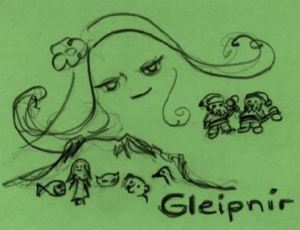 dwarfs make Gleipnir
