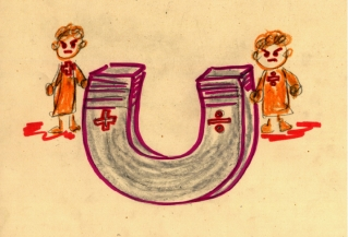Móði and Magni Þórs sons