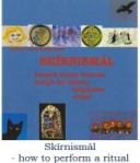 Skírnismál - how to perform a ritual