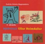 4 Þjóðvitnir (book cover)
