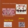 22 jötnar Geri Freki (book cover)