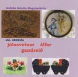 23 jólasveinar elves gandreið (book cover)