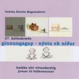 27 ginnungagap - nýsta ek niður (book cover)