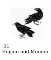 Huginn and Muninn