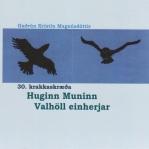 30 Huginn Muninn Valhöll einherjar (book cover)