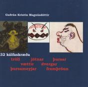 32 tröll jötnar þursar (book cover)
