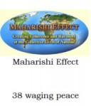 Maharishi Effect waging peace