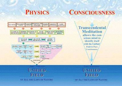 Unified field in physics and consciousness