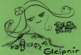 Dwarfs make Gleipnir
