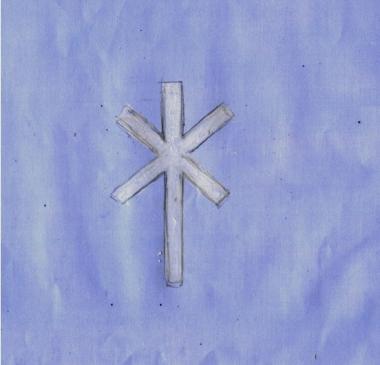 Hagall, rún (rune) of Hel