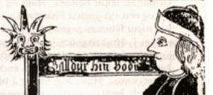 Baldur hinn góði sólguð / sun-god