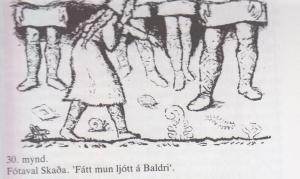 ©Björn Jónsson, in book Stjarnvísi í Eddum