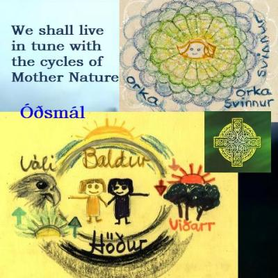 We shall live in tune with the cycles of Mother Nature