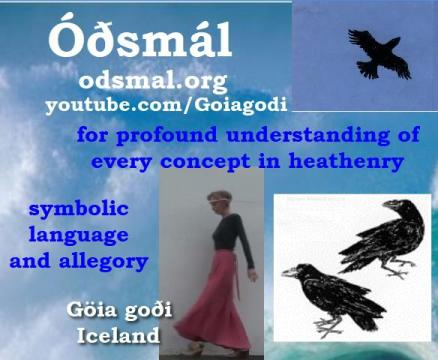 Óðsmál - for profound understanding of every concept in Heathenry - symbolic language and allegory