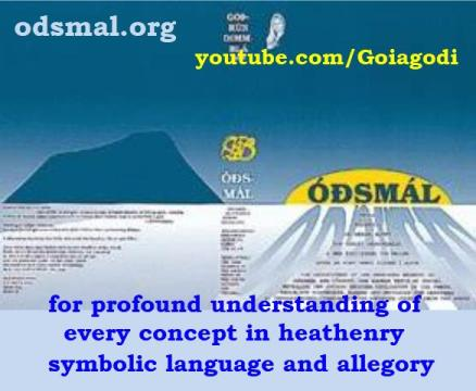 Óðsmál - for profound understanding of every concept in heathenry, symbolic language and allegory