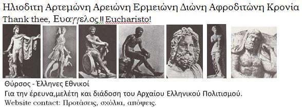Greek names of days