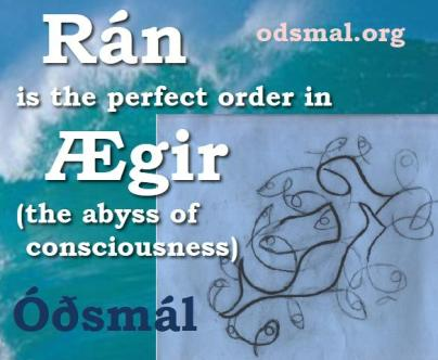 Rán and Ægir